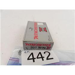Winchester 307 Ammo