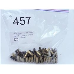80 pieces 44-40 RP once fired brass