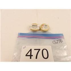 200 CCI percussion caps