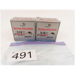 42 rounds (1 full box & 1 partial box) Winchester high velocity steel shot 1 1/16 oz BB shot