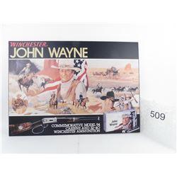 John Wayne M94 Commemorative Poster