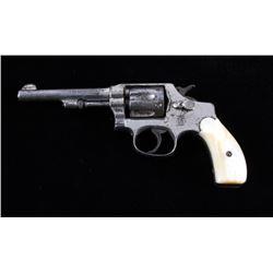 Smith & Wesson 1903 2nd Change .32 DA Revolver