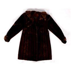 Ladies Fur Mink Coat