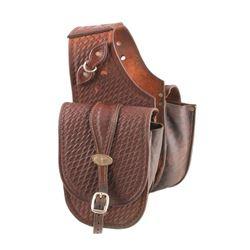 Ballard Custom Tooled Leather Saddlebags Joplin MO