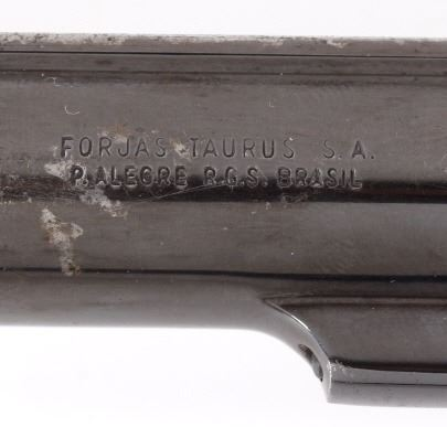 Taurus Model 86 6