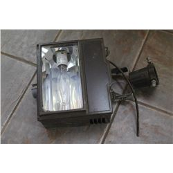 INDUSTRIAL MOTION DETECTOR LIGHT
