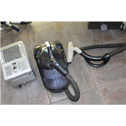 FANTOM VACUUM AND HEATER