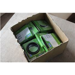 BOX OF NEW OIL SEALS