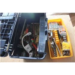 MASTERCRAFT TOOLBOX WITH CONTENTS