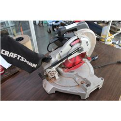 CRAFTSMAN COMPOUND MITRESAW