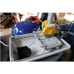 WORK FORCE TILE CUTTER