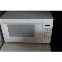 WHITE GALAXY MICROWAVE
