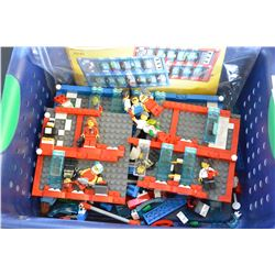 LOT OF LEGO FIGURES