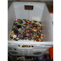BOX OF BUTTONS
