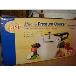 MILANO PRESSURE COOKER