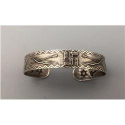 Fred Harver Era Whirling Logs Bracelet