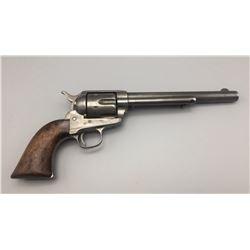 7.5 inch Barrel Colt Single Action Revolver - Circa 1885