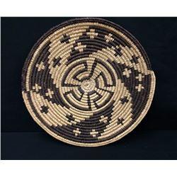 Unique Navajo Basket