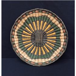 Vintage Hopi, Third Mesa Wicker Basket