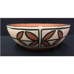 Santo Domingo Pottery Bowl - Tenorio
