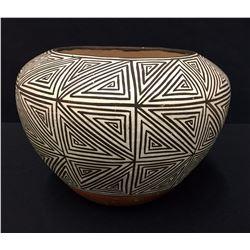 Vintage Acoma Pottery Jar