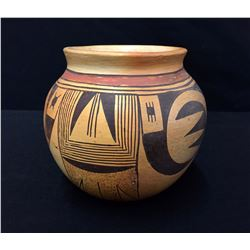 Vintage Hopi Pottery Jar - Shupla