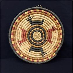 Vintage Hopi Coiled Basket,