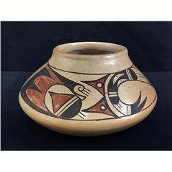 Vintage Handmade Hopi Pottery - Silas