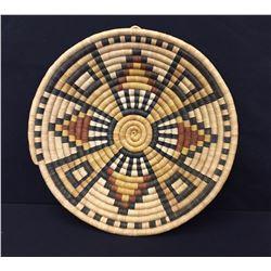 Hopi, Second Mesa Coiled Basket