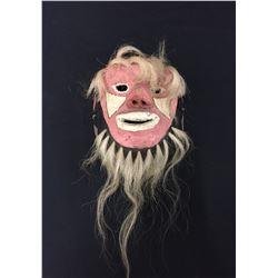 Vintage Yaqui Mask