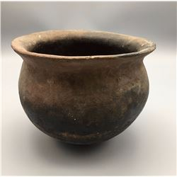 Vintage Tohono O'odham Cooking Pot