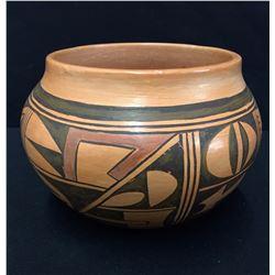 Vintage Handmade Hopi Pot - Huma