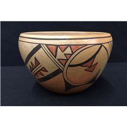 Vintage Handmade Hopi Pot - Silas