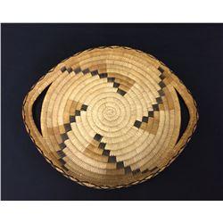 Vintage Tohono O'ohdam Bread Basket