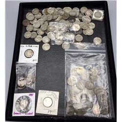 Old US Nickel Collection
