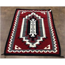 43 x 58 Ganado Textile - Mary Lapahe