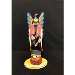 Hopi Butterfly Maiden Kachina
