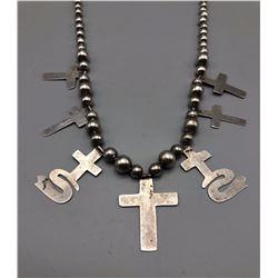Unique Cross Necklace