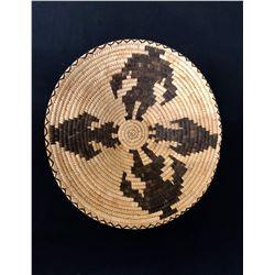 Vintage Tohono O'odom Figural Basket