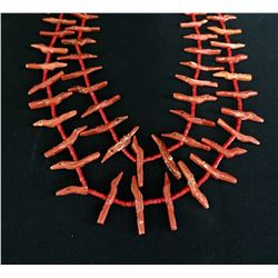 Coral Fetish Necklace