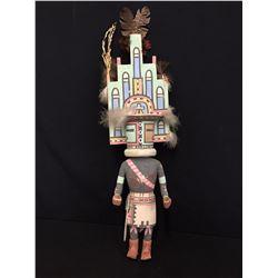 Hemis Kachina -Vernon Mansfield, Hopi