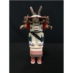 Hopi Antelope Kachina -Kevin Masawiestewa