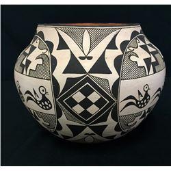 Acoma Pottery Jar - Rachel Aragon