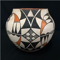 Mid-Century Acoma Pottery Jar