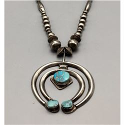 Older Naja Necklace with Handmade Beads