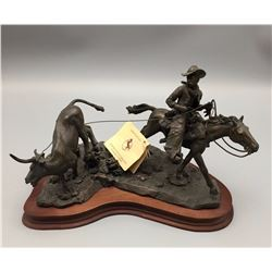 Limited Edition Legends Statue with Certificate