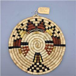 Hopi Coiled Basket