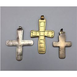 Antique Crosses From The 1800s