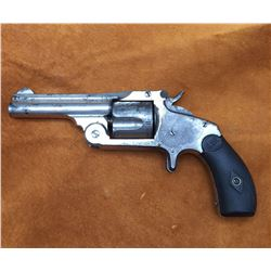 Antique Smith and Wesson Revolver