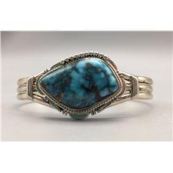 Apache Blue Turquoise Bracelet - Nelson